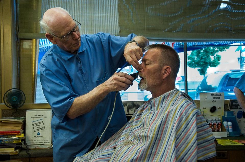 Barber Shop Minneapolis : Barber Shop, Litchfield, Minnesota - Travel Past 50