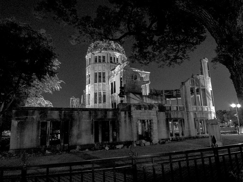 Atomic Bomb Dome, Hiroshima, Japan - Travel Past 50