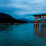 Itsukushima Shrine, near Hiroshima, Japan