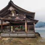 Noh Theater Stage, Itsukushima Shrine, Japan