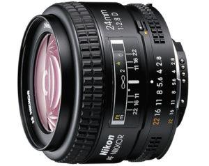 Nikon 24mm f2.8D-4