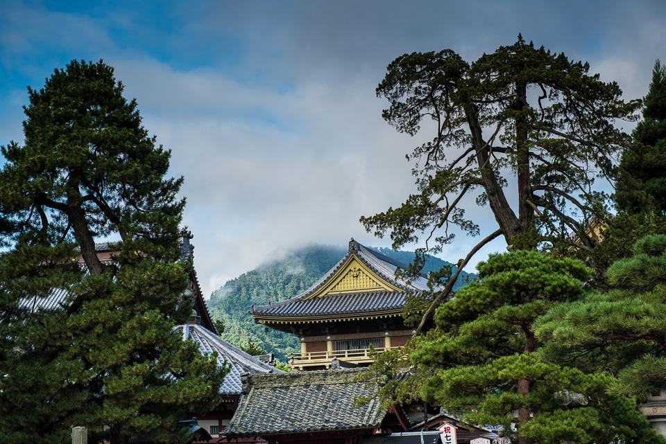 abbess residence Nagano Japan