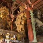 Buddhas, Todai-Ji Temple, Nara, Japan