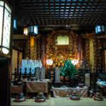 Nara, Japan at Dusk