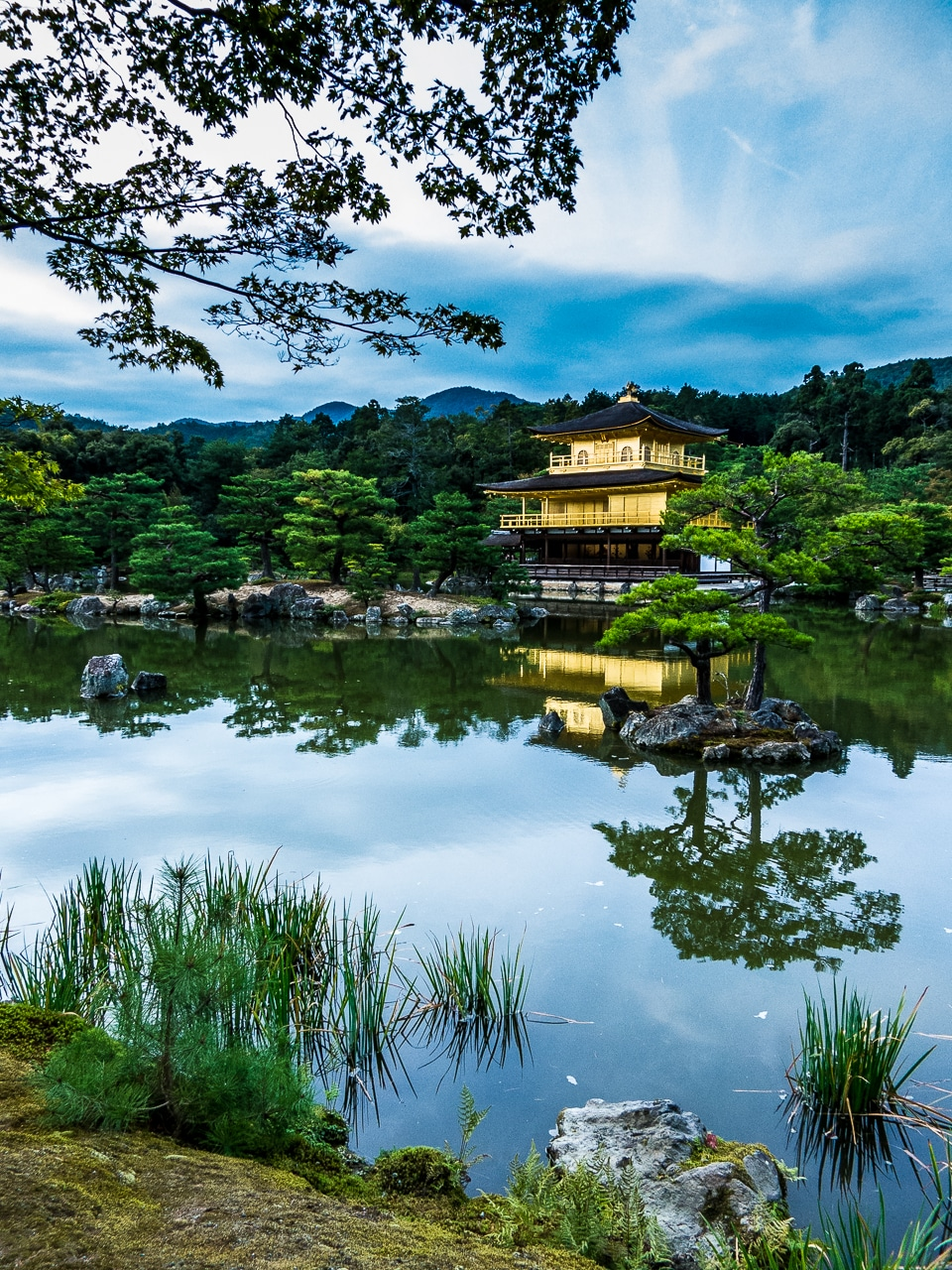 golden pavilion Kyoto Japan
