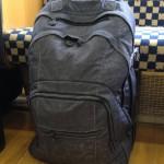 Kipling Wheeled Backpack is a TravelPast50 Choice Bag