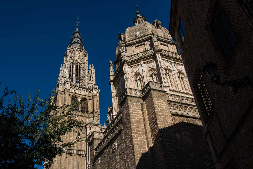 Toledo Cathedral exterior