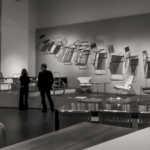 Breuer Chair Display, Bauhaus Archive, Berlin