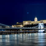 Chain Bridge, Budapest, Hungary, Another View