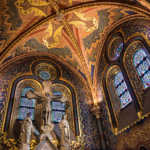 Chapel, Matthias Church, Budapest, Hungary
