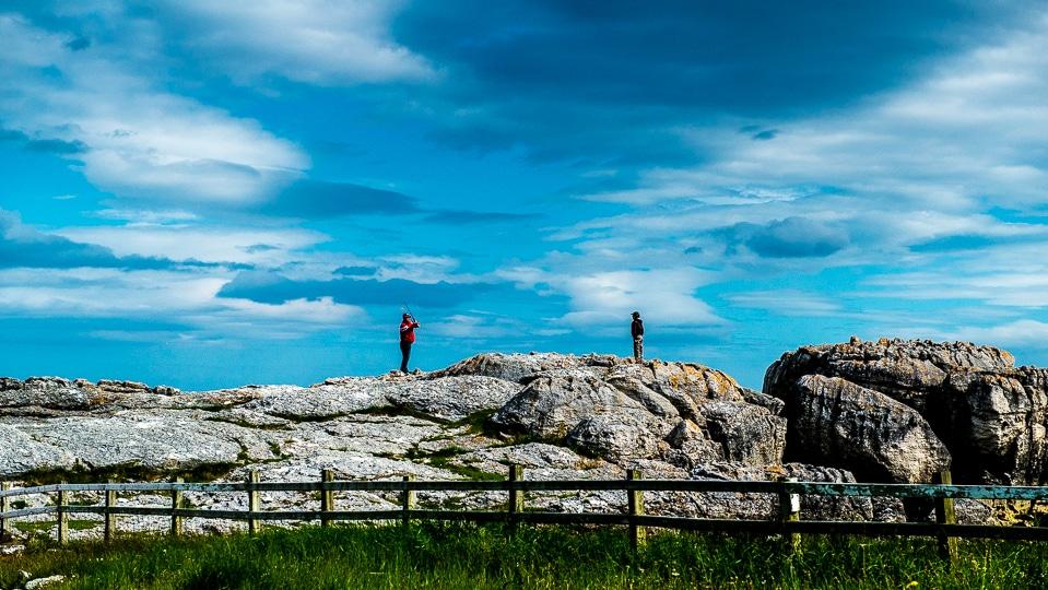 garron point fishermen northern ireland