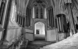 wells cathedral england chapter house