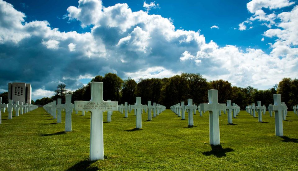 Ardennes American Cemetery liege