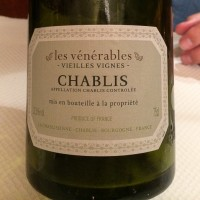 chablis label