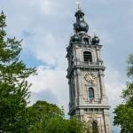 Bell Tower, Mons, Belgium