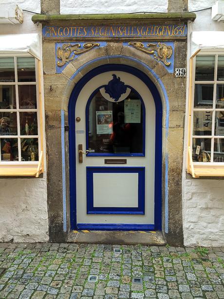 door bremen 2 & Doors of Schnoor Bremen Germany - Travel Past 50