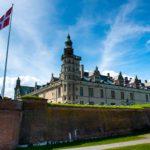 Kronborg Castle, Helsingor, Denmark