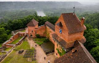 Turaida Castle Sigulda Latvia