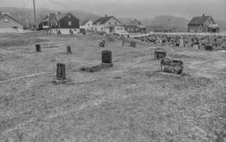 graveyard bugoynes norway