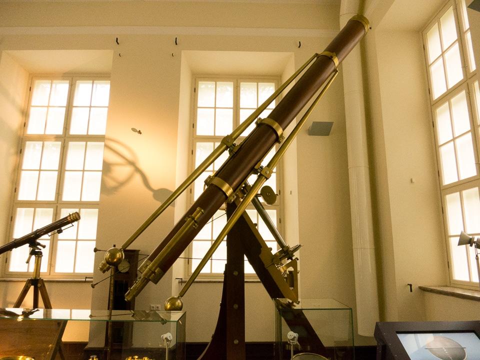 struve telescope tartu