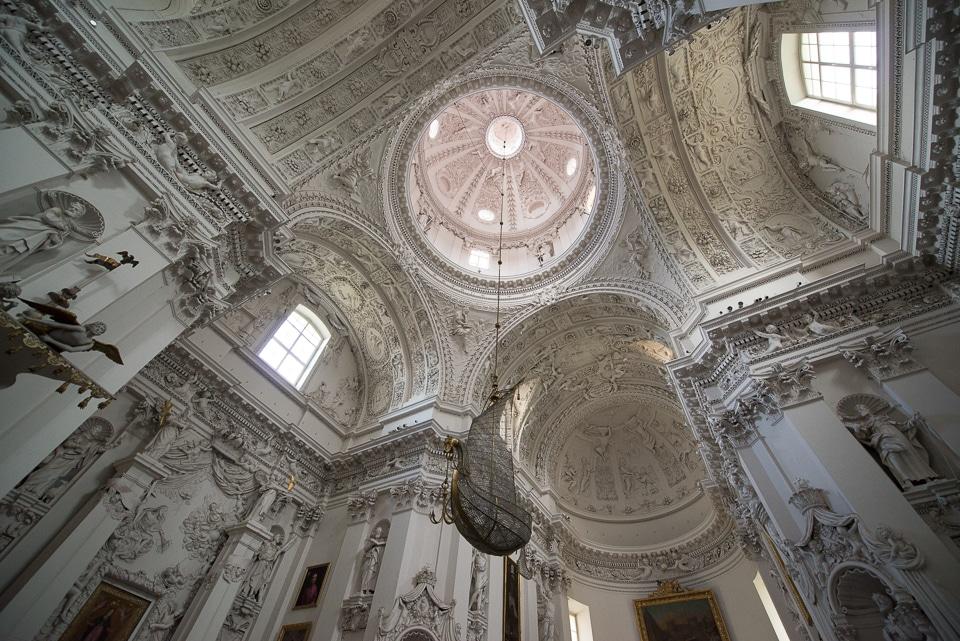 peter paul church vilnius lithuania