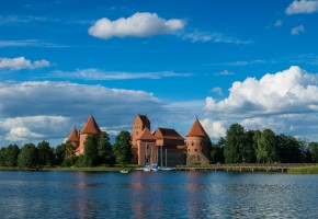 trakai castle lithuania 2