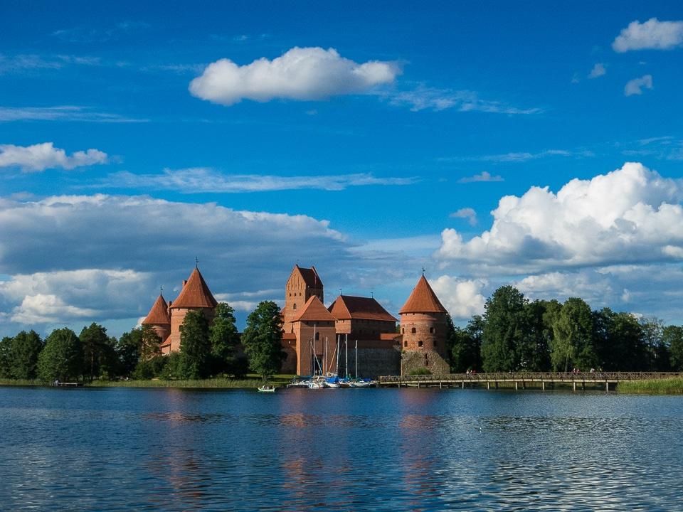 trakai castle lithuania 2