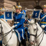 Royal Ceremonial Parade, Stockholm, Sweden