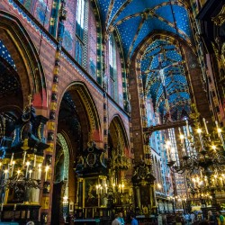 st mary basilica krakow 1