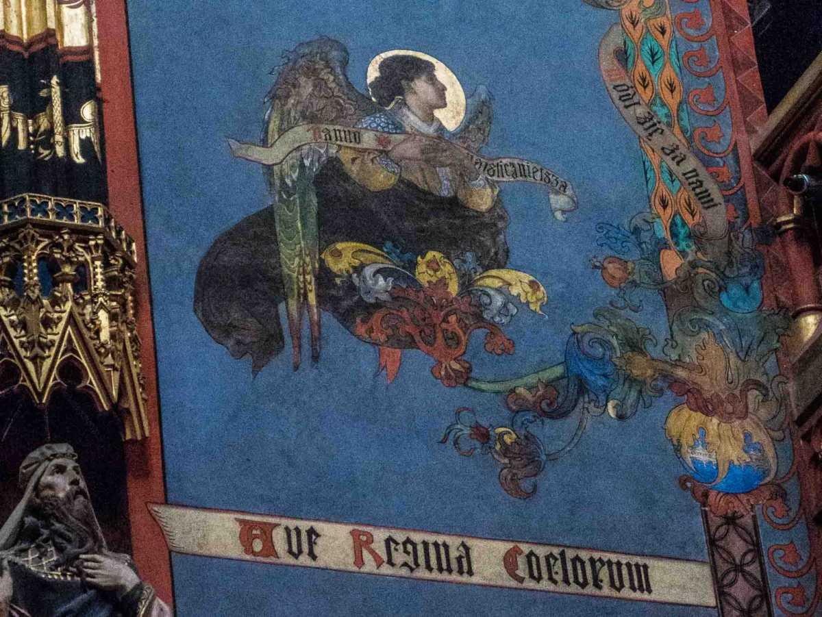 poland st mary's basilica krakow 5