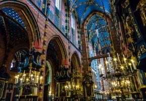 st marys basilica krakow