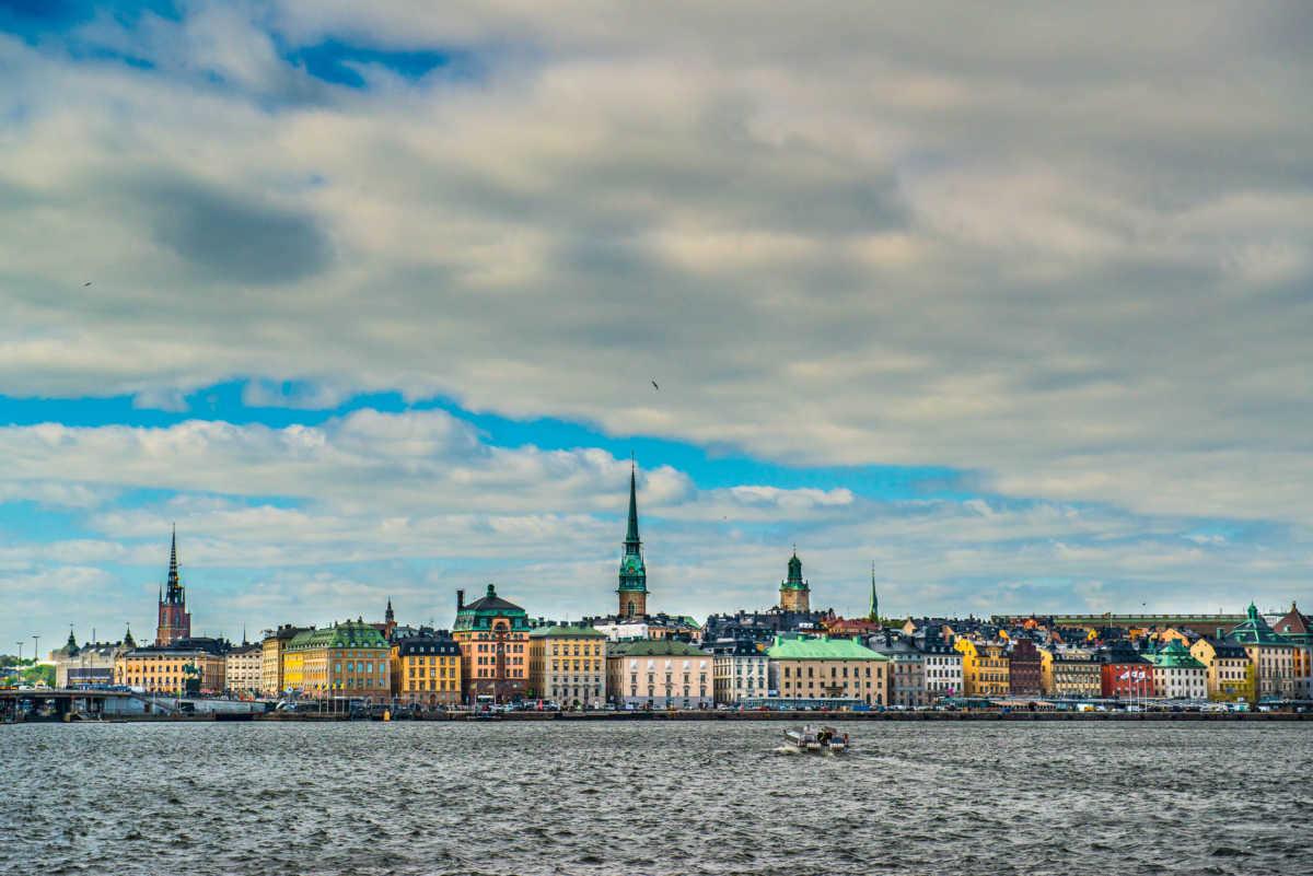 stockholm waterfront