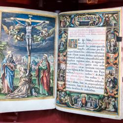Plantin Moretus missal rubens