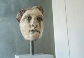 bust acropolis museum