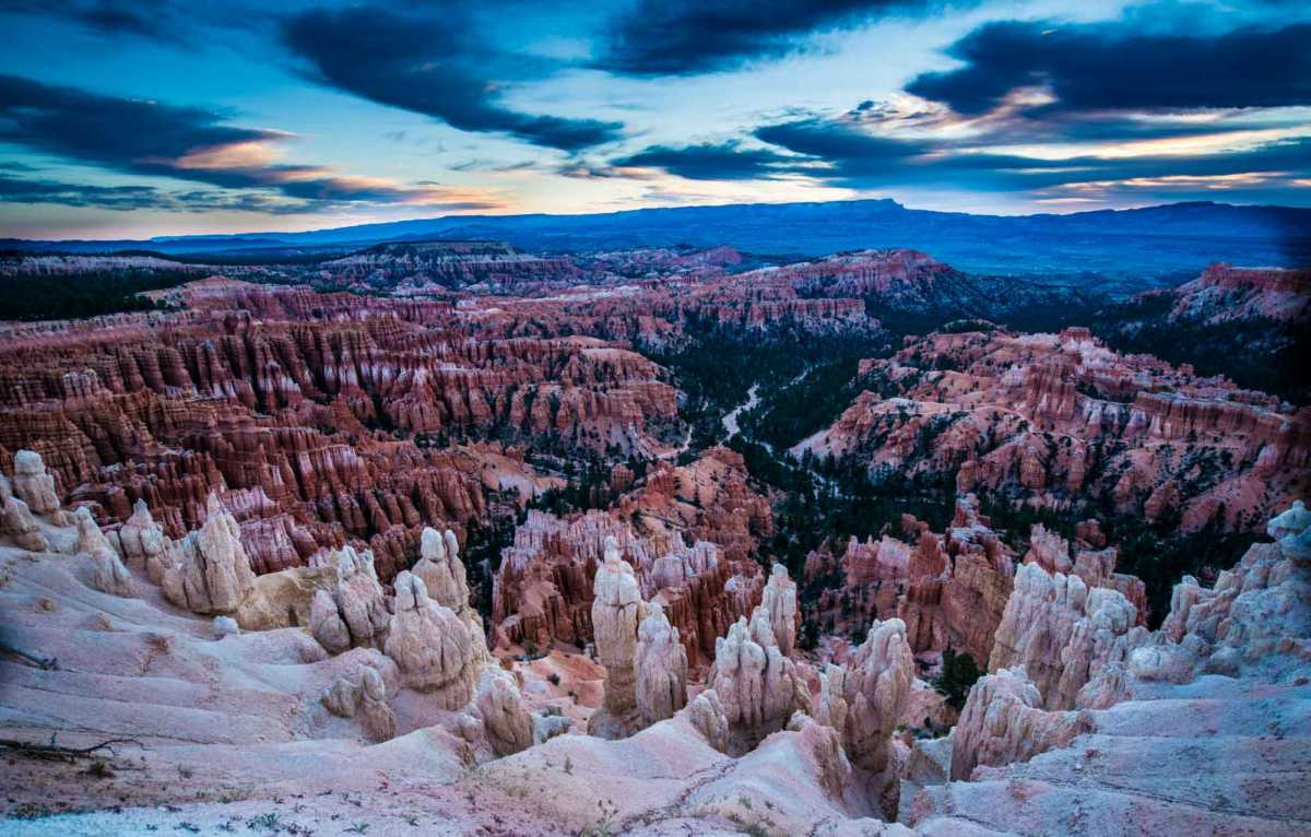 sunrise bryce canyon utah 1