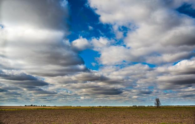 western kansas prairie