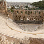 Ancient Greek Theater for Modern Athens