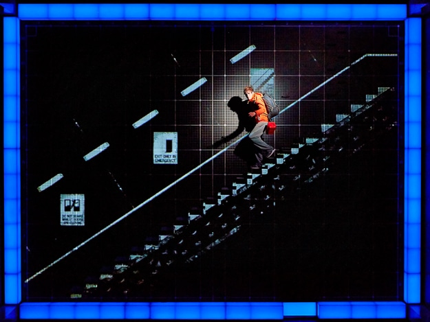 THE CURIOUS INCIDENT OF THE DOG IN THE NIGHT-TIME London Theatre
