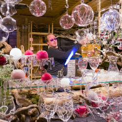 glass blower montreux switzerland