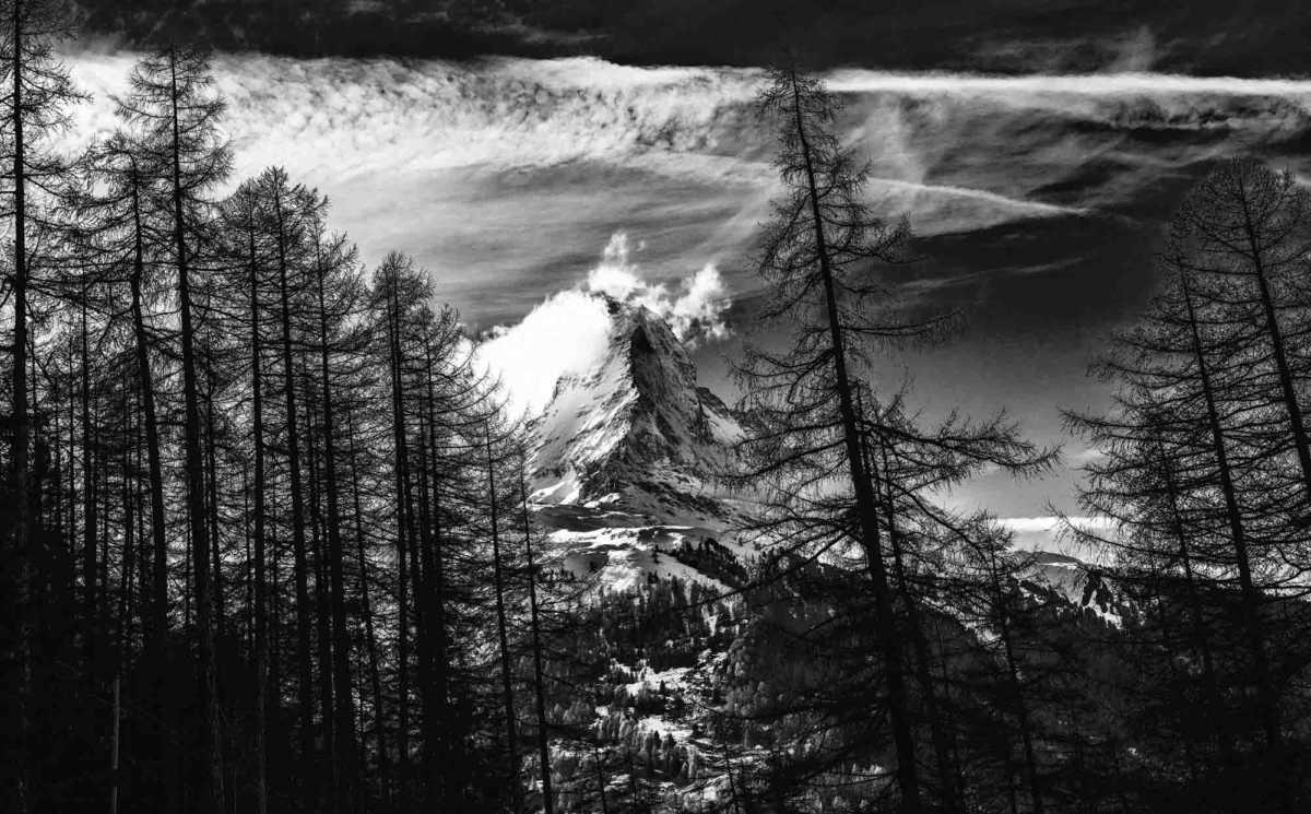 Matterhorn 1 bw