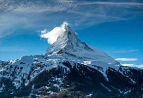 Matterhorn 1 zermatt switzerland