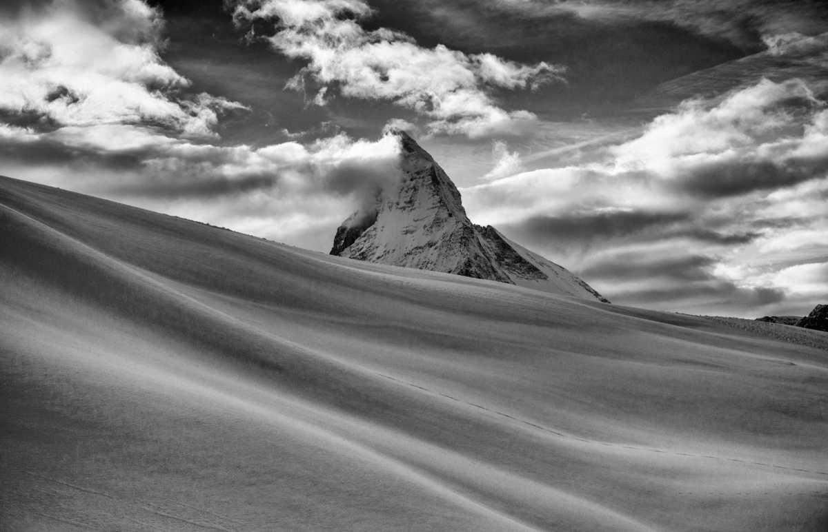 Matterhorn 9 bw