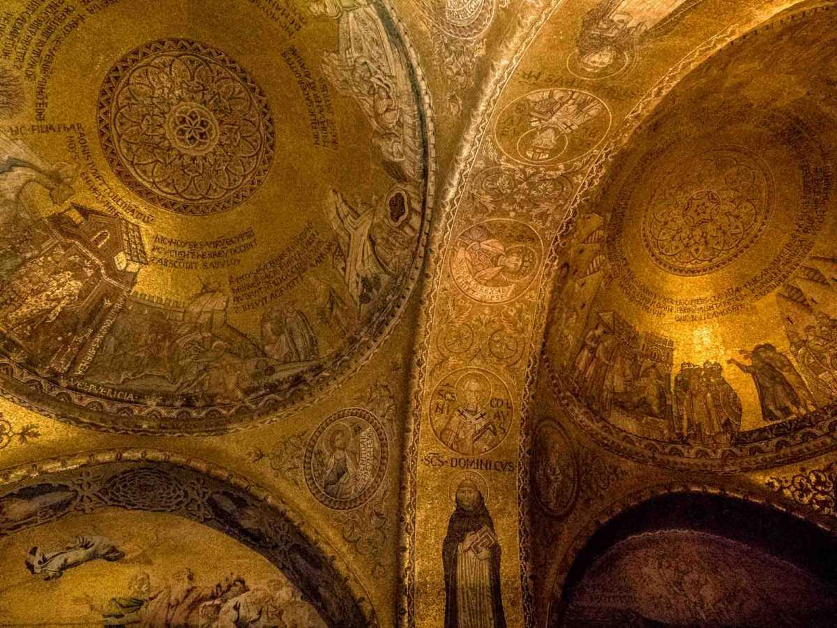 ceiling san marco venice 2