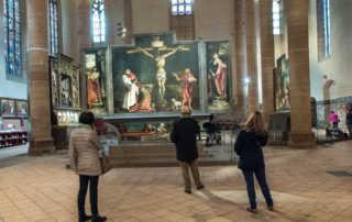 dominican church colmar france