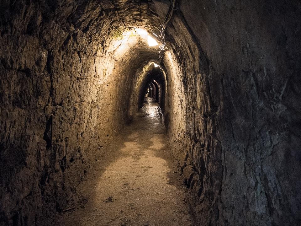 idrija slovenia mercury mine entrance tour