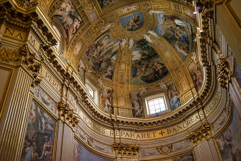rome sant andrea church