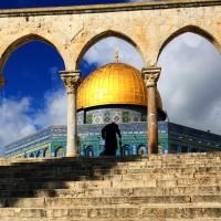 dome of the rock Jerusalem 2