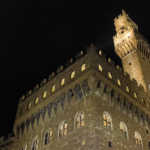 Drama in the Palazzo Vecchio, Florence, Italy