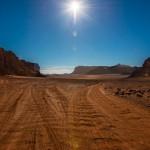Lawrence's Lookout, Wadi Rum, Jordan