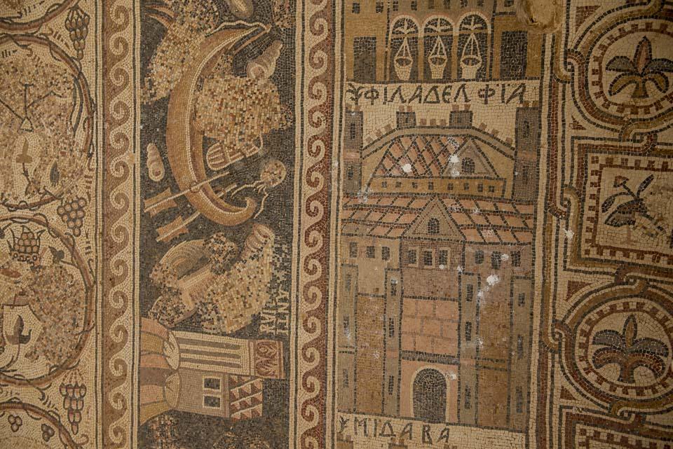 A Neglected World Heritage Site, Um er-Rasas, Jordan - Travel Past 50